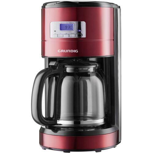 Grundig Kaffeepadmaschine Kaffeemaschine RED SENSE
