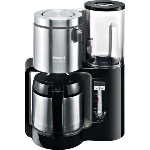 Siemens Filterkaffeemaschine TC 86503 sw Kaffeemaschine