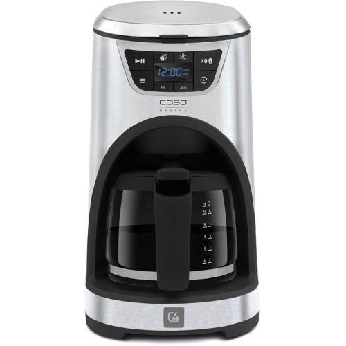 Caso Filterkaffeemaschine NOVEA C4, 1,5l Kaffeekanne, Permanentfilter 1x4