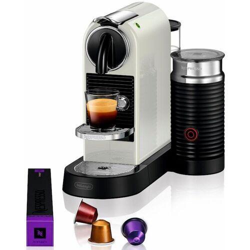 Nespresso Kapselmaschine CITIZ EN 267.WAE, mit Aeroccino Milchaufschäumer