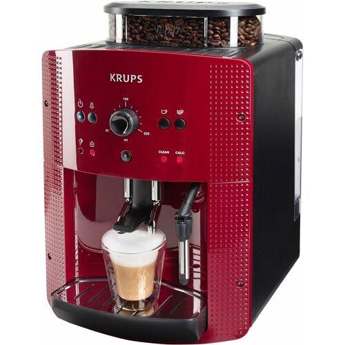 Krups Kaffeevollautomat EA8107, mit Kegelmahlwerk