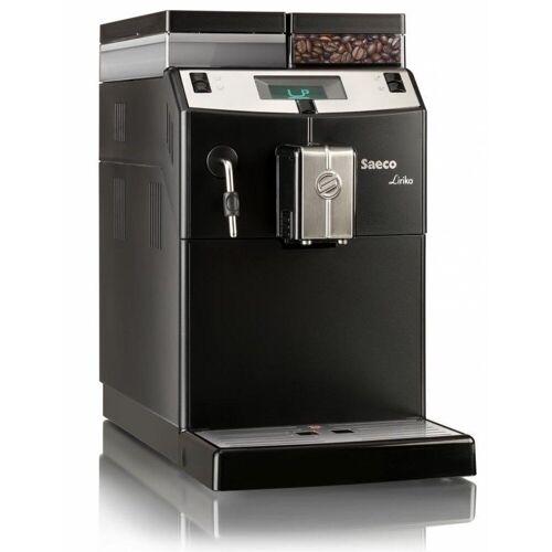 Saeco Kaffeevollautomat Lirika Kaffeevollautomat schwarz