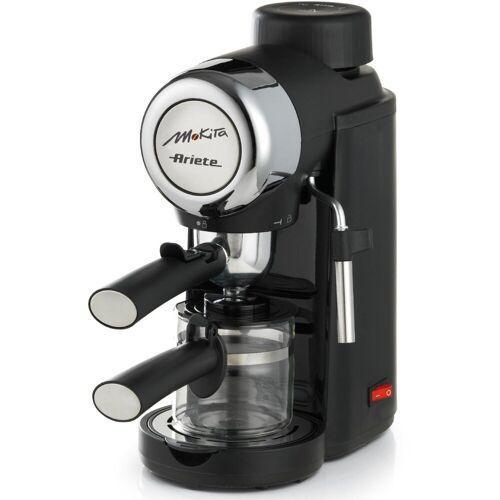 Ariete Siebträgermaschine Mokita - Retro, 0,3l Kaffeekanne