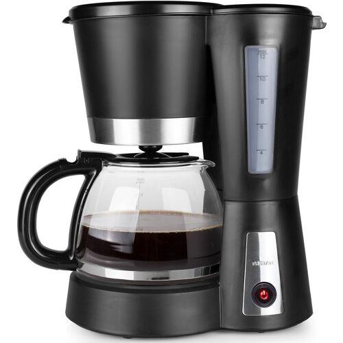 Tristar Filterkaffeemaschine Kaffeemaschine CM-1236, 1,2l Kaffeekanne, Papierfilter 1x4
