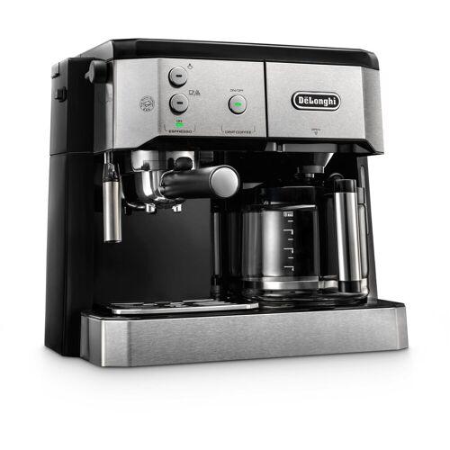 DeLonghi Siebträger-/Filterkaffeemaschine BCO 421.S, Papierfilter