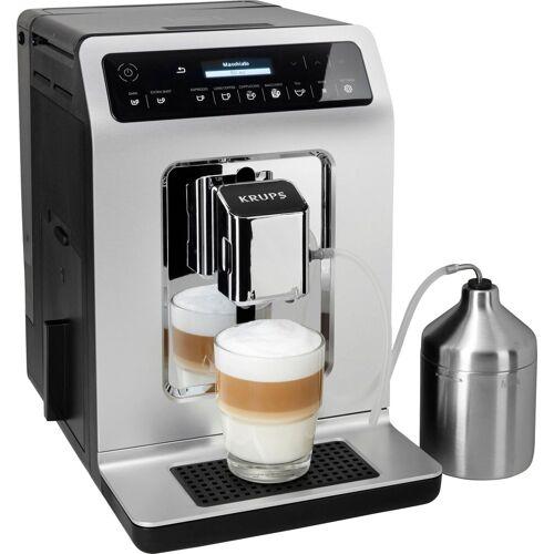 Krups Kaffeevollautomat EA891C Evidence Chrome Espresso-Vollautomat, mit 15 Voreinstellungen