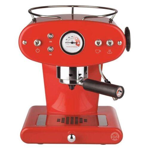 Illy Kaffeepadmaschine FrancisFrancis! X1 Trio, rot