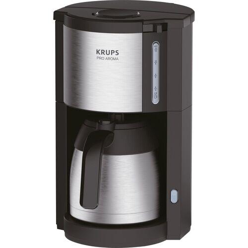 Krups Filterkaffeemaschine KM305D Pro Aroma, 1,25l Kaffeekanne, Papierfilter, für 10 bis 15 Tassen