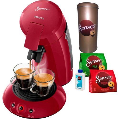 Senseo Kaffeepadmaschine HD6554/90 New Original, inkl. Gratis-Zugaben im Wert von 23,90 UVP