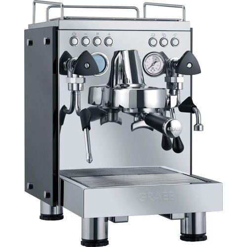 """Graef Siebträgermaschine Espressomaschine """"contessa"""""""