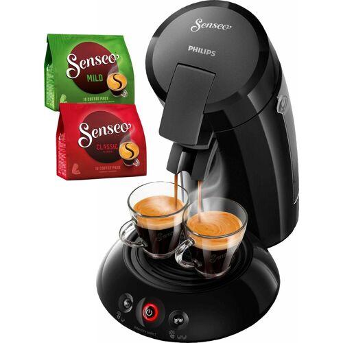 Senseo Kaffeepadmaschine HD6554/68 New Original, inkl. Gratis-Zugaben im Wert von 5,- UVP