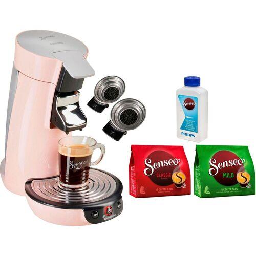 Senseo Kaffeepadmaschine ® Viva Café HD6563/30, inkl. Gratis-Zugaben im Wert von 14,- UVP