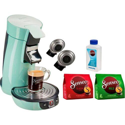 Senseo Kaffeepadmaschine ® Viva Café HD6563/10, inkl. Gratis-Zugaben im Wert von 14,- UVP