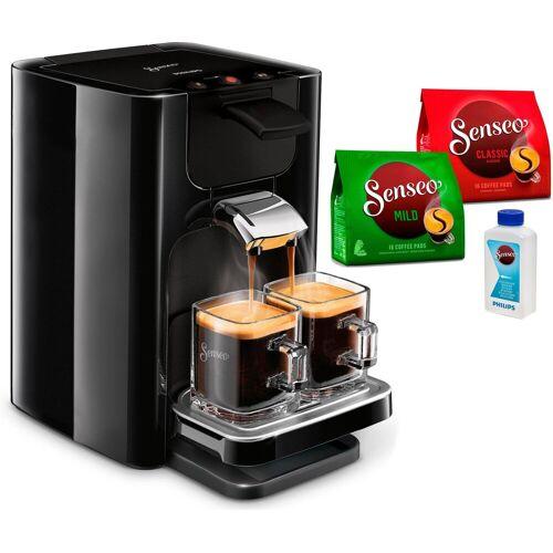 Senseo Kaffeepadmaschine ® Quadrante HD7865/60, inkl. Gratis-Zugaben im Wert von 14,- UVP