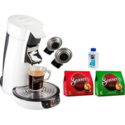 Senseo Kaffeepadmaschine ® Viva Café HD6563/00, inkl. Gratis-Zugaben im Wert von 14,- UVP