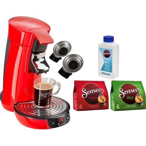Senseo Kaffeepadmaschine ® Viva Café HD6563/80, inkl. Gratis-Zugaben im Wert von 14,- UVP