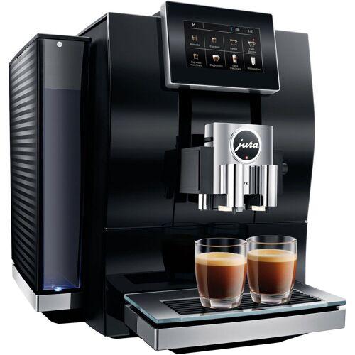 Jura Kaffeevollautomat Z8, schwarz