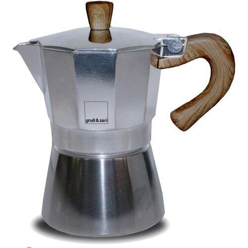 gnali & zani Espressokocher Venezia, Induktion