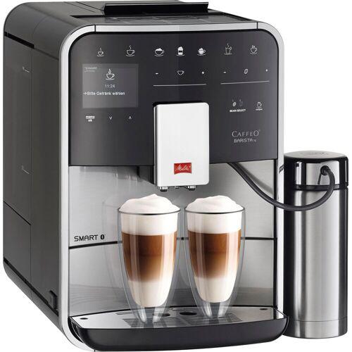 Melitta Kaffeevollautomat Barista TS Smart F 86/0-100, Edelstahl