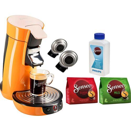 Senseo Kaffeepadmaschine ® Viva Café HD6563/50, inkl. Gratis-Zugaben im Wert von 14,- UVP