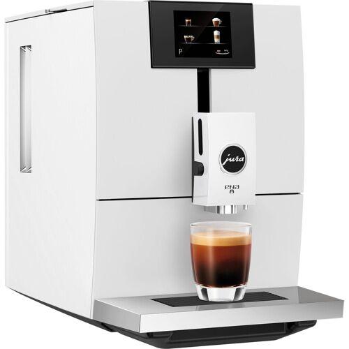 Jura Kaffeevollautomat ENA 8, weiß