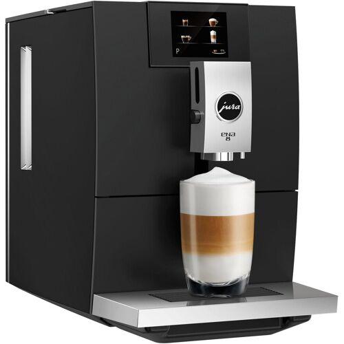 Jura Kaffeevollautomat ENA 8, schwarz