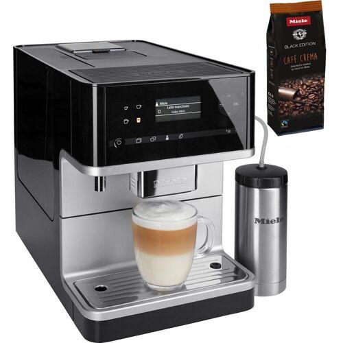 Miele Kaffeevollautomat CM6350, mit Isoliermilchbehälter