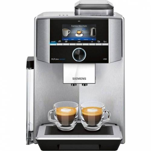 Siemens Kaffeevollautomat TI9555X1DE Kaffeevollautomat Edelstahl