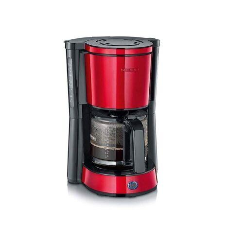 Severin Filterkaffeemaschine KA 4817 Kaffeemaschine (für gemahlenen Filterkaffee, 10 Tassen, Inkl. Glaskanne)