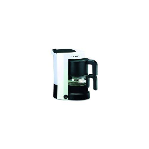 Cloer Filterkaffeemaschine Filterkaffeeautomat 5981