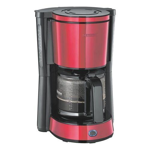 Severin Filterkaffeemaschine KA 4817, mit Glaskanne, bis zu 10 Tassen