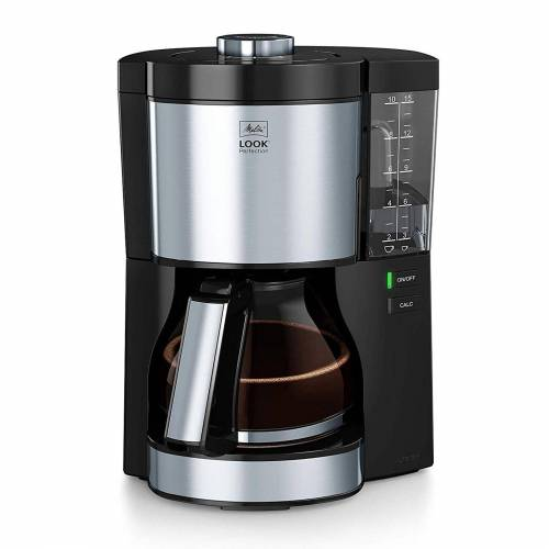 Melitta Filterkaffeemaschine 1025-06 Look V Perfection Kaffeefiltermaschine