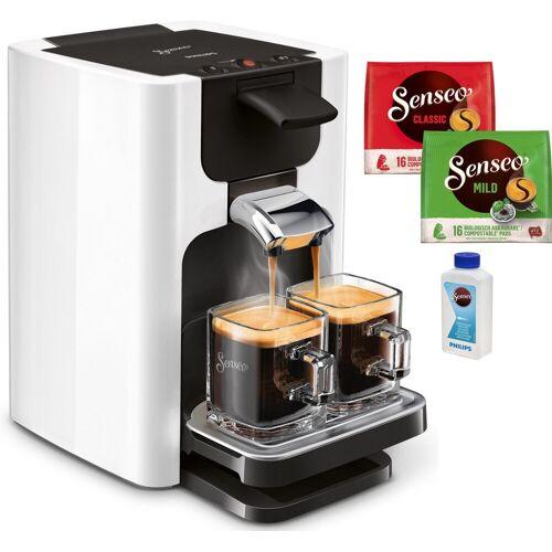 Senseo Kaffeepadmaschine ® Quadrante HD7865/00, inkl. Gratis-Zugaben im Wert von € 14,- UVP