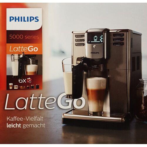 Philips Kaffeevollautomat EP5335/10 Latte Go Kaffeevollautomat