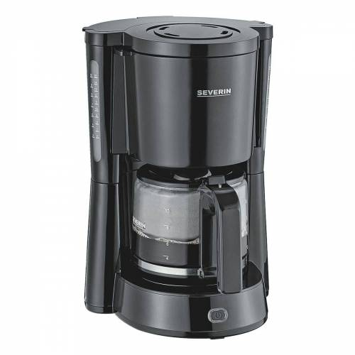 Severin Filterkaffeemaschine KA 4815, mit Glaskanne