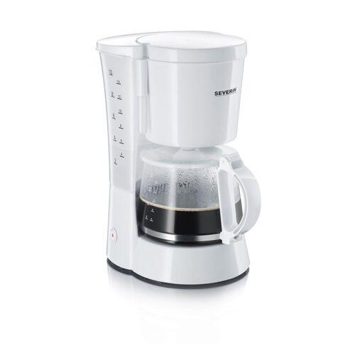 Severin Kaffeevollautomat Kaffeeautomat KA4478 weiß