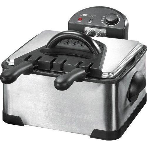 CLATRONIC Fritteuse FR 3195, 2000 W, Fassungsvermögen 0,8 kg