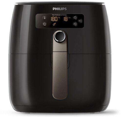 Philips Heissluftfritteuse HD9741/10 Airfryer Avance Collection, 1500 W, 800g für 2 - 3 Personen, Fassungsvermögen 0,8 kg