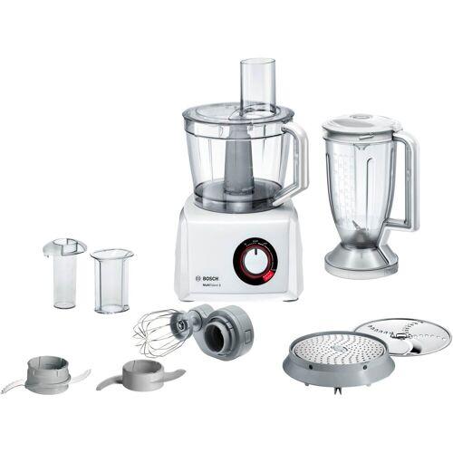 Bosch Küchenmaschine Kompakt-Küchenmaschine MultiTalent 8 MC812W501