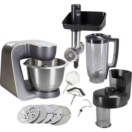 Bosch Küchenmaschine HomeProfessional MUM57860, 900 W, 3,9 l Schüssel