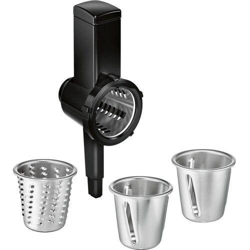 Bosch Raspelvorsatz MUZ9RV1, Zubehör für alle Küchenmaschinen der Reihe OptiMUM MUM9…