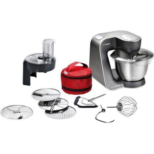 Bosch Küchenmaschine HomeProfessional MUM59N26DE, 1000 W, 3,9 l Schüssel