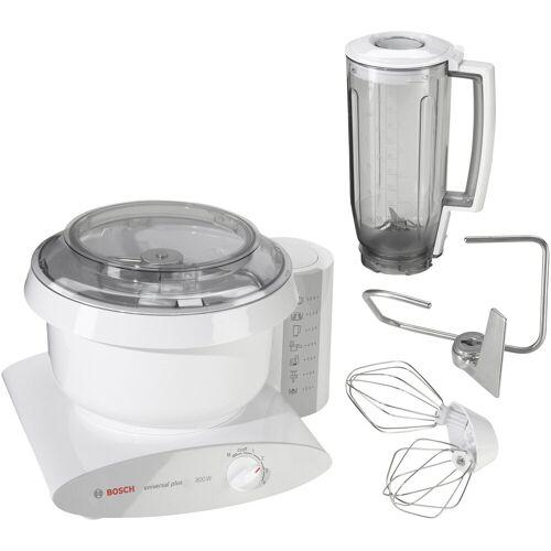 Bosch Küchenmaschine Universal Plus MUM6 N11, 800 W, 6,2 l Schüssel