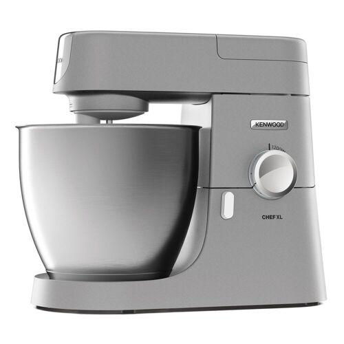 Kenwood Multifunktions-Küchenmaschine Küchenmaschine KVL 4100S Chef XL, 1200 W, 6.7 l Schüssel