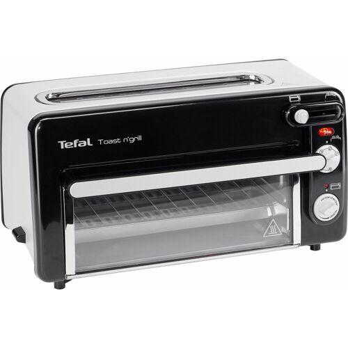 Tefal Minibackofen Toast-Grill und Mini-Ofen TL6008, kein Vorheizen notwendig