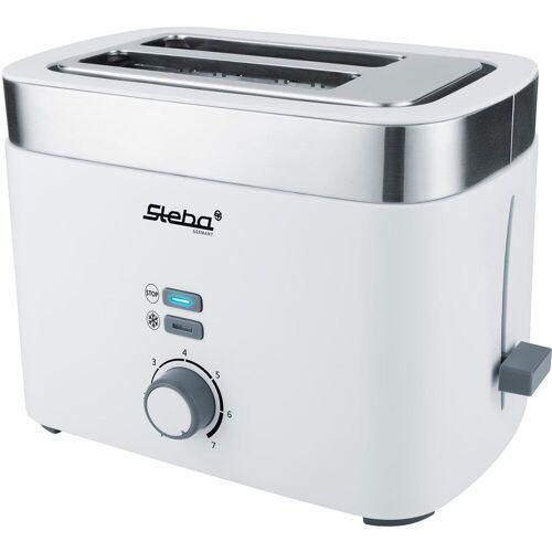 Steba Toaster TO 10 Bianco