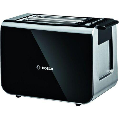 Bosch Toaster TAT8613 Toaster Schwarz
