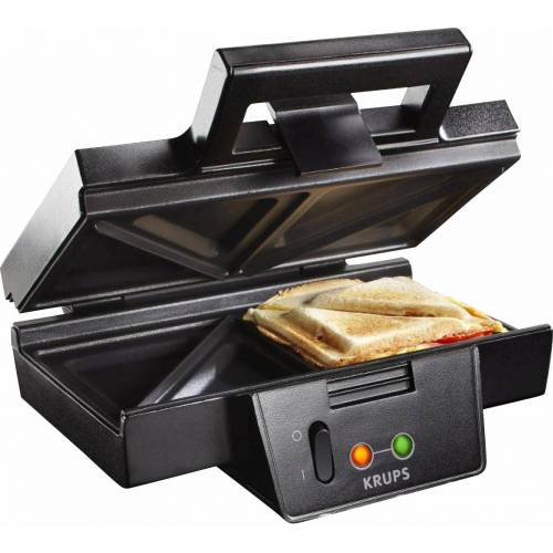 Krups Sandwichmaker FDK451 Sandwichmaker, 850 W