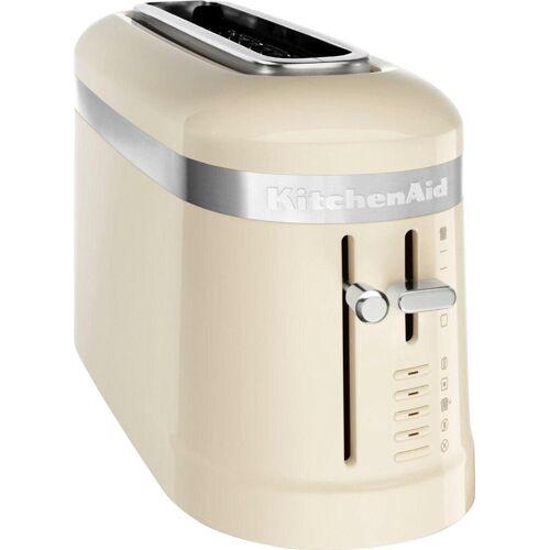 KitchenAid Toaster 5KMT3115EAC, 1 langer Schlitz, für 2 Scheiben, 900 W, Design 2-Scheiben Langschlitz-Toaster
