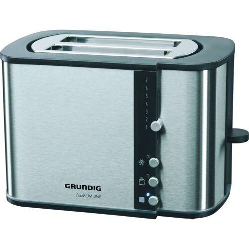 Grundig Toaster TA 5260 Premium- mit extrabreiten Toastschlitzen